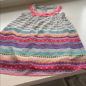 Adorable Nordstrom's colorful dress